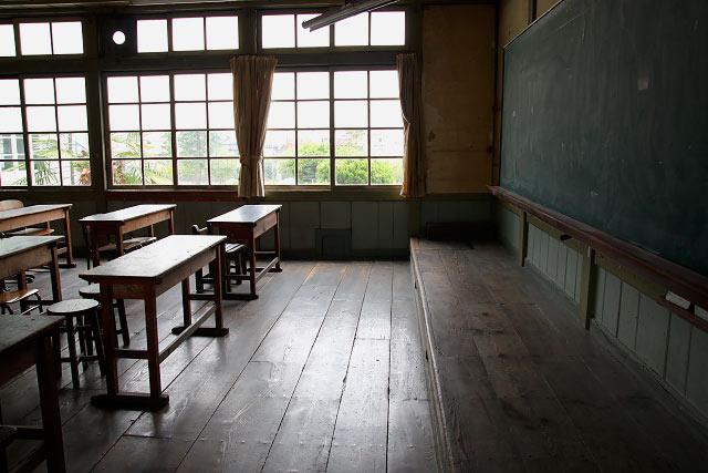 旧遷喬尋常小学校