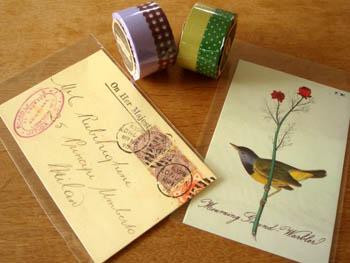 マスキングテープ&カード