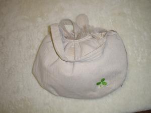 ママのバッグ。