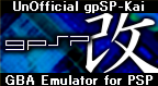 UnOfficial gpSP-KAI