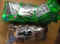 椎茸&海苔
