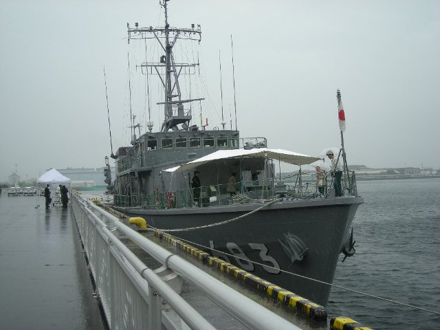 掃海艇 海自 1