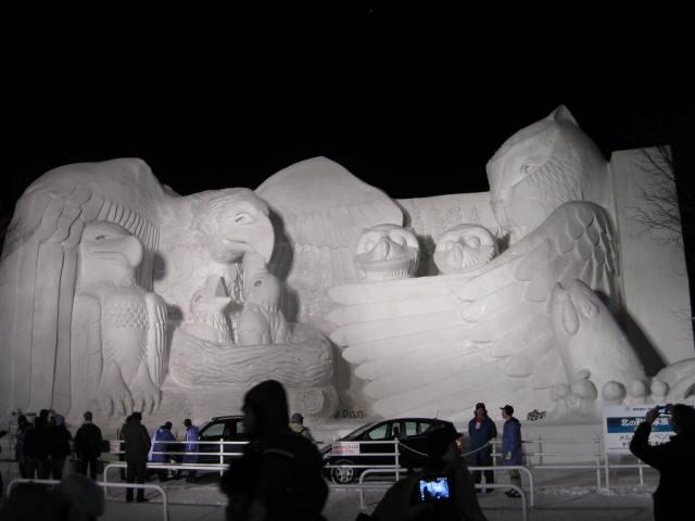 札幌雪祭り2009