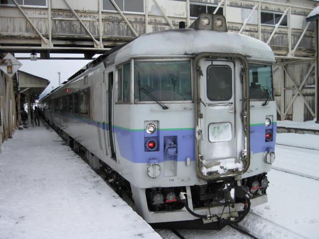キハ183系初期型