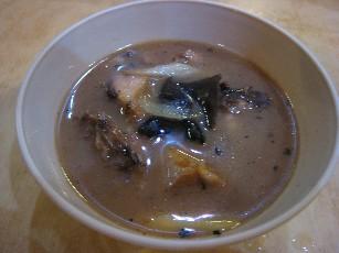 マレー焼酎スープ