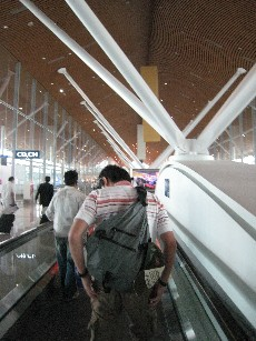 KLM空港1