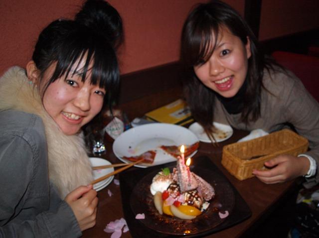 あやなちゃん誕生日おめでとう!