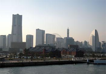 横浜 大桟橋~中華街