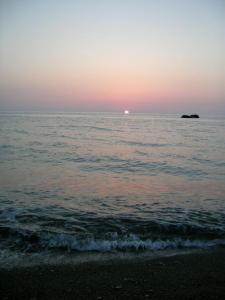 日が沈む~2