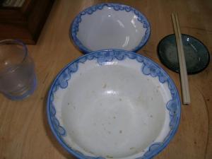 ワラジカツ丼3