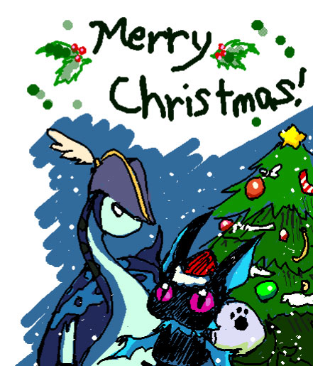 リヴリー・メリークリスマス!