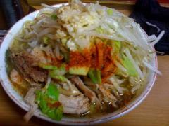 ラーメン二郎高田馬場店090121