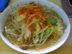 ラーメン二郎品川店090122