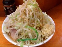 ラーメン二郎立川店090212