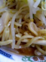 目黒二郎麺090306