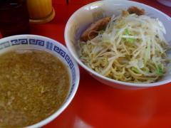 上野毛二郎つけ麺090612