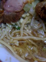三田二郎麺090723