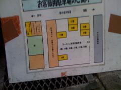 小金井二郎駐車場