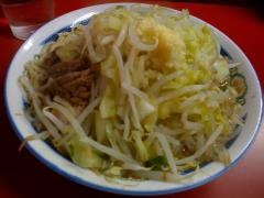 ラーメン二郎目黒店081225