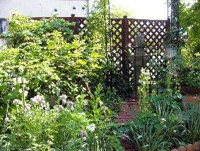 GW頃の庭