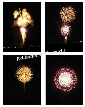 玉村町の花火大会