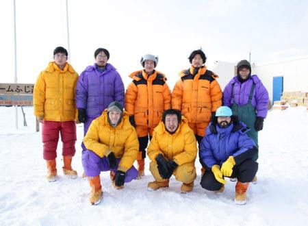南極料理人1