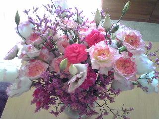 32歳の誕生日に旦那がくれた花束