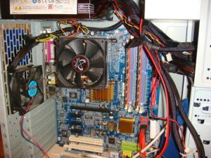 自作PCマザーボード