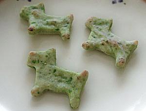 ずんだクッキー