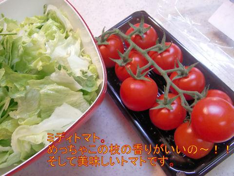 このトマトはやばい!やばいよ~♪
