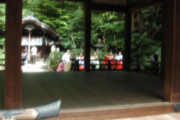 梨木神社・萩祭1日目5