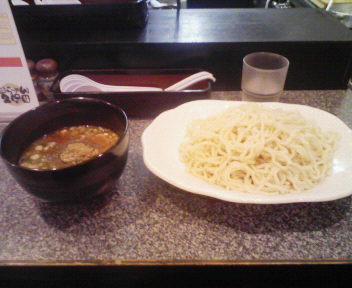吟醸ラーメン久保田味噌つけ麺