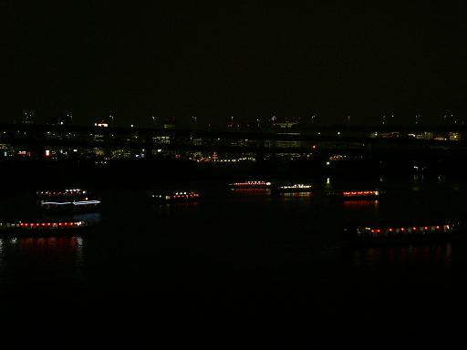 お台場海浜公園 夜景