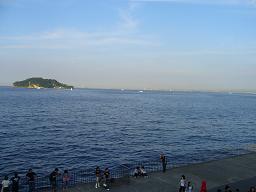 横須賀の海
