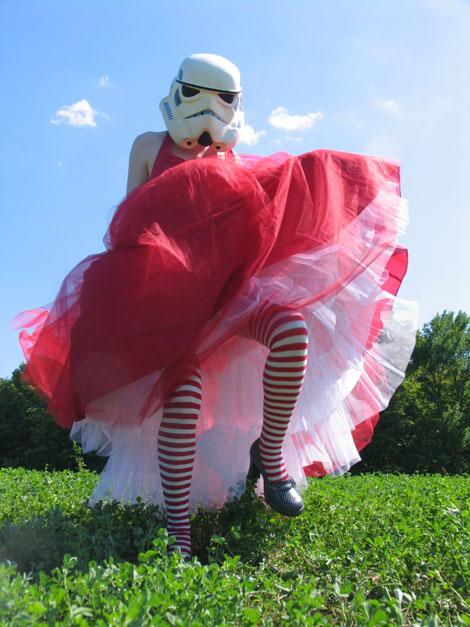 ストームトルーパーの被り物写真アーカイブ - Stormtrooper