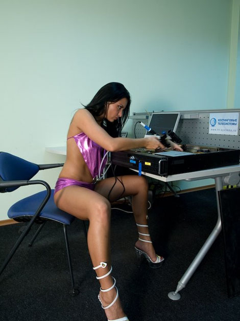 Sexyなサーバー管理者
