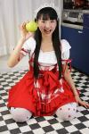 3/8キャンディーガールズ(Candy Girls)撮影会2部の井上胡桃ちゃん@スタジオcandygirlsの写真(α700&AF35mm:F2.2X1/500s@ISO400)
