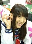 8/22 アイドルフリマ夏祭り2009@秋葉原・アキベースの田井中茉莉亜ちゃんの写真(Fine Pix F601)