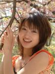 去年4/9プレミア撮影会1部の夕木えつこさん@新宿中央公園の写真