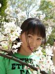 去年4/10プレミア撮影会2部の森崎愛さん@新宿中央公園の写真