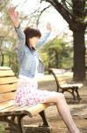 4/9BJ撮影会1部の葉里真央さん@代々木公園の写真