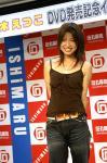 去年8/20DVD「再会」発売記念イベントの夕木えつこさん@秋葉原石丸電気ゲームワンの写真