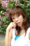 8/28プレミア撮影会1部の世名真弓さん@代々木公園の写真