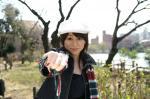 3/27プレミア撮影会2部の葉里真央さん@洗足池公園の写真