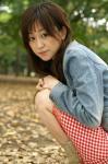 去年10/14プレミア企画撮影会2部の葉里真央さん@東京・代々木公園の写真(α-7D&AF50mmマクロ:F2.8X1/160s@ISO400)
