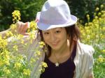 一昨年4/18プレミア撮影会1部の葉里真央さん@兵庫島公園の写真