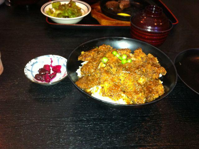 0915_牛カツ丼