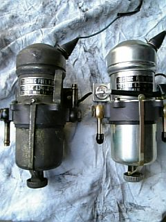 三ツ葉電磁ポンプとミツバ電磁ポンプ