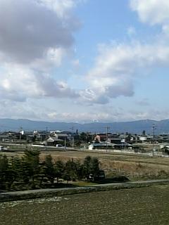 鈴鹿の方の山
