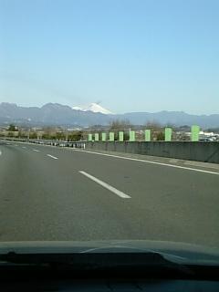 群馬県から見る浅間山